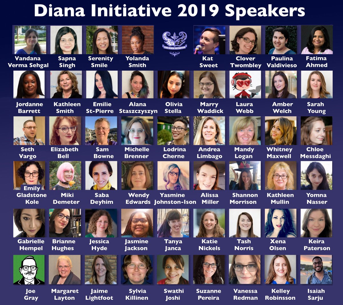 dianaspeakers2019